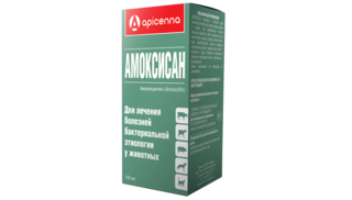 Amoxisan 100 ml