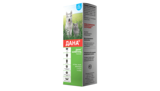 Dana Shampoo for cats and dogs