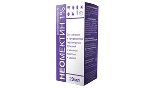 Neomectin 1% 20 ml