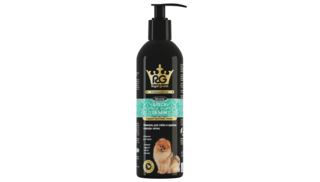 Royal Groom shampoo for the Spitz, Pekingese, poodle, Siberian husky, Sheltie adult dogs and puppies