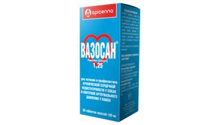 Vazosan 1.25 mg
